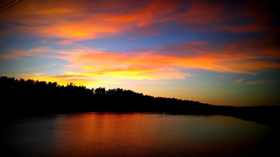 Mousom sunset 1