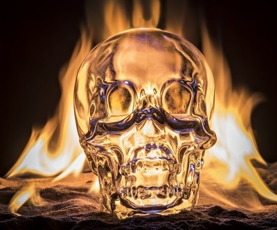 Scull and Fire