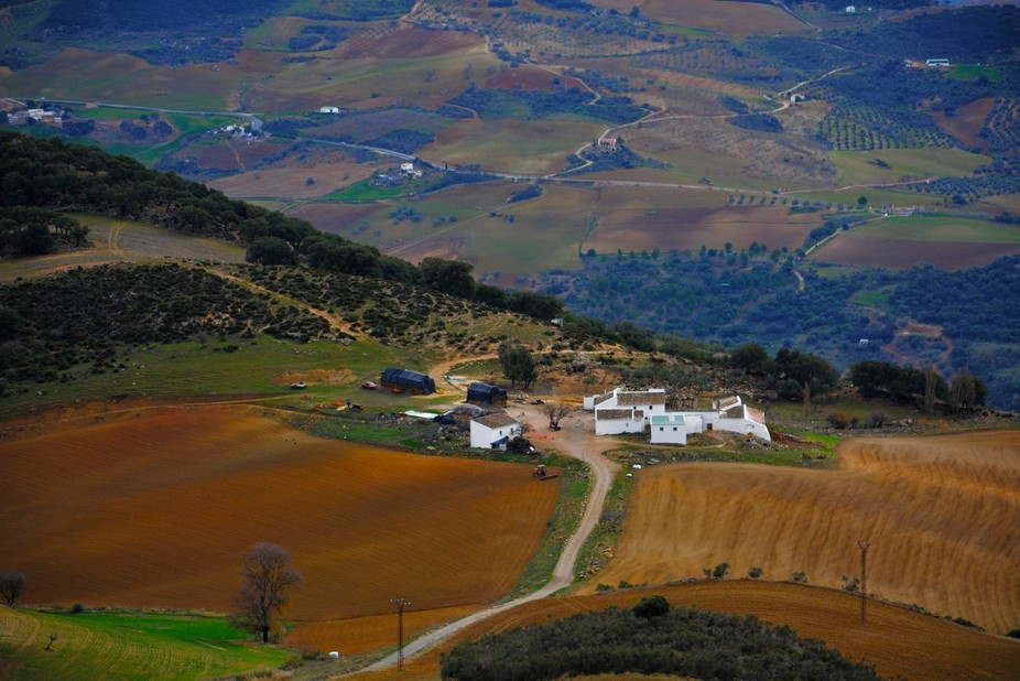 On our trip to Malaga and to area of Antequera where my parents live, we went up to see the famou...