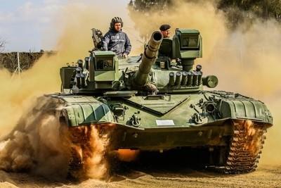 T72 - Russian Tank