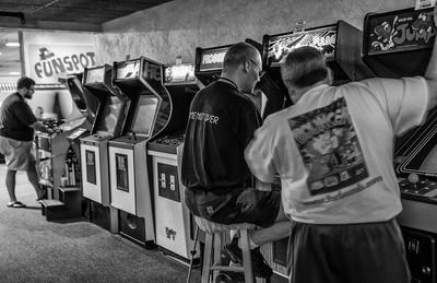 Gaming Old School