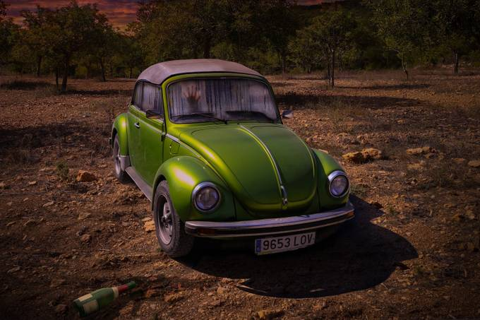 Car of Love by lukakwiatkowsky - Awesome Cars Photo Contest