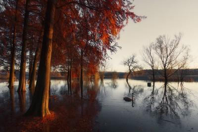 Oktober flood