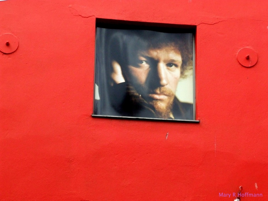 It was Luke Kelly's voice and the group he sang with that brought me to Ireland and Dubl...