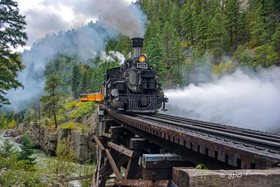 Fall Ride on The Durango & SilvertonTrain