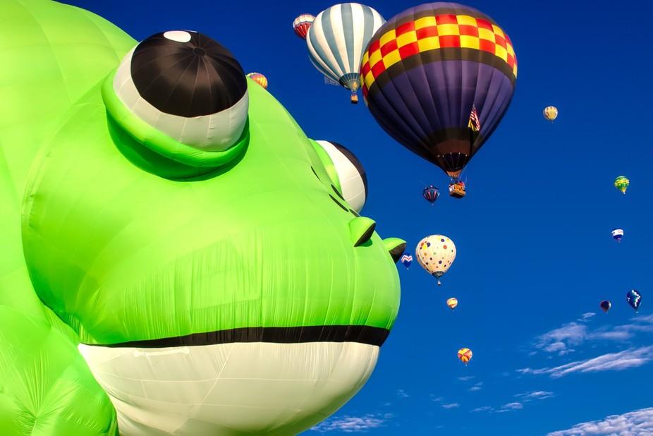 Joy of Balloon Fiesta