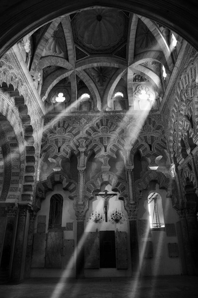 Light Rays on the past
