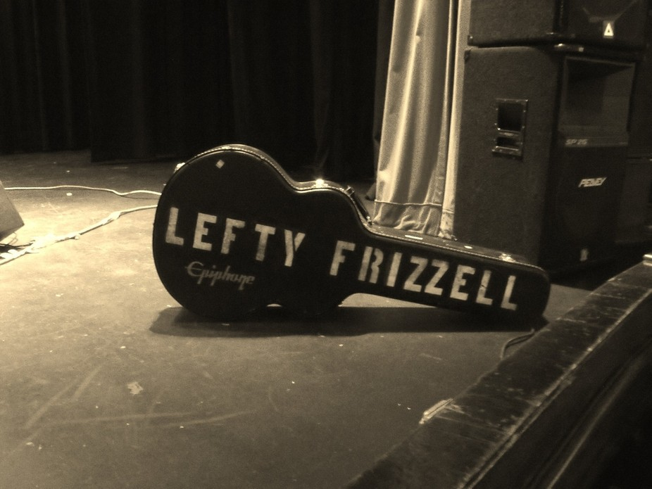 Lefty Frizzell's Guitar