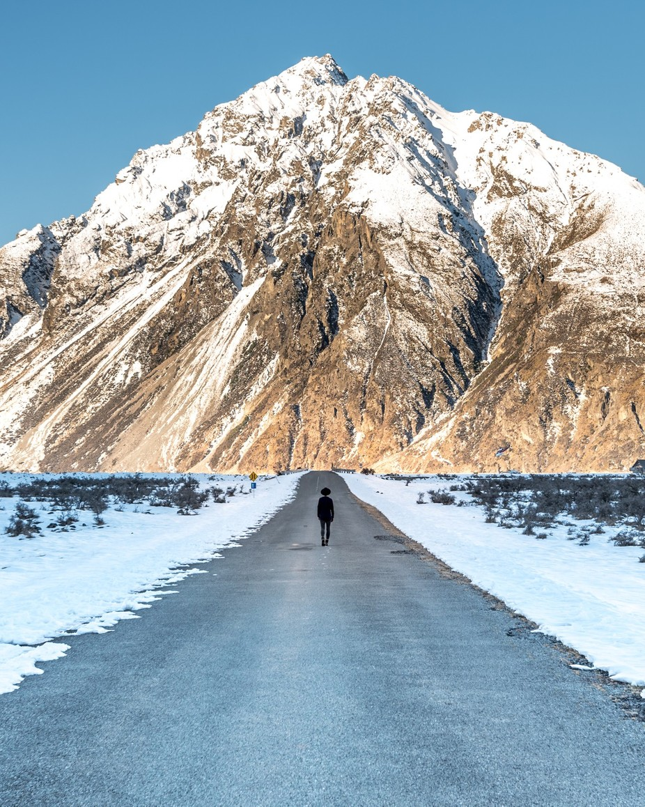 Mt Cook National Park by Deb_Clark - Country Roads Photo Contest