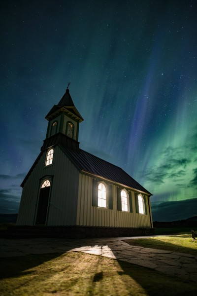 Thingvellir Aurora 2