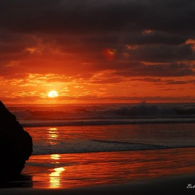 SunsetandWaves109