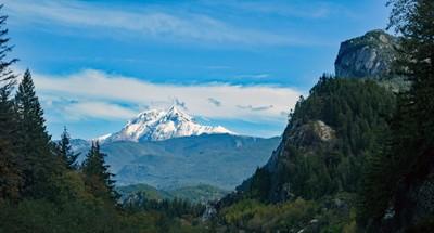 Stawamus Chief and Mount Garibaldi