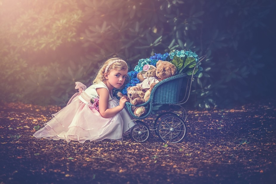 Baby and her Bears