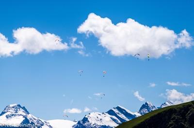 Paraglide Sensation