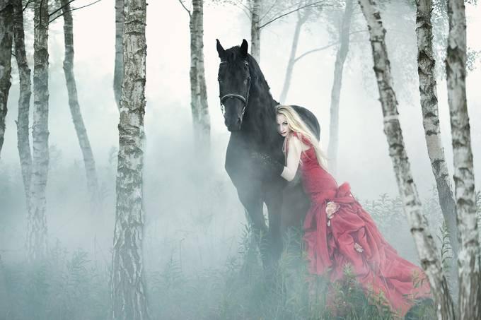 Kasia i Aliger by magorzatakuriata - A Walk In The Mist Photo Contest