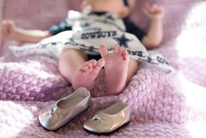 Pinkies! by sallycarey - Cool Shoes Photo Contest