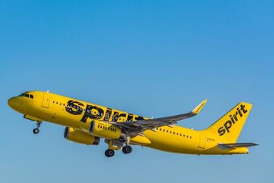 Spirit Airlines Airbus 320-232(N641NK).