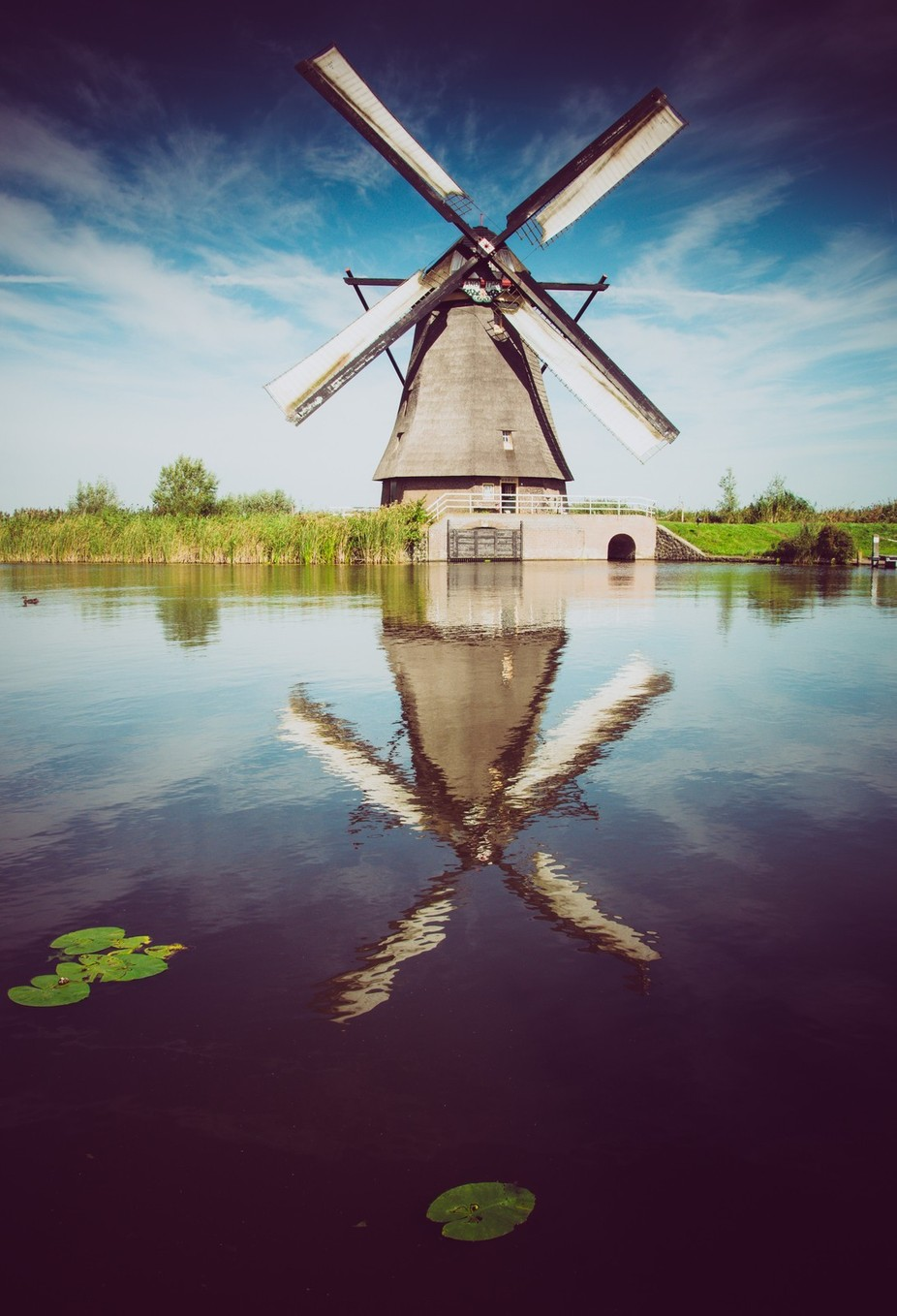 time to mill, don't you think by depechmaniac - Windmills Photo Contest