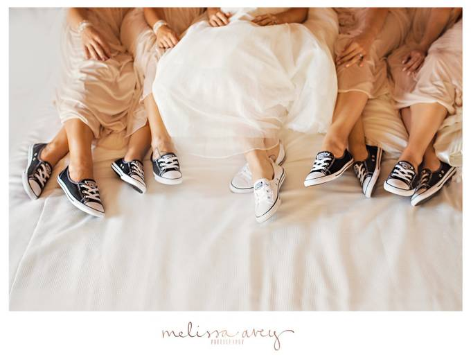 Girls in Chucks by melissaaveyphotography - Cool Shoes Photo Contest