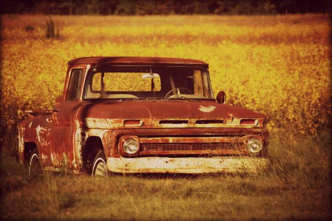 faithful by michellemace - Trucks Photo Contest