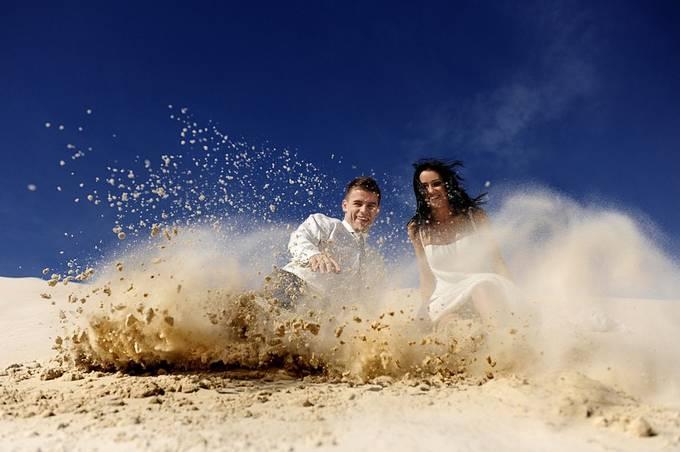 joy by magorzatakuriata - Couples In Love Photo Contest