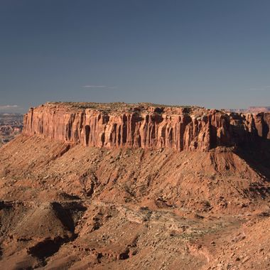 Canyonlands Butte