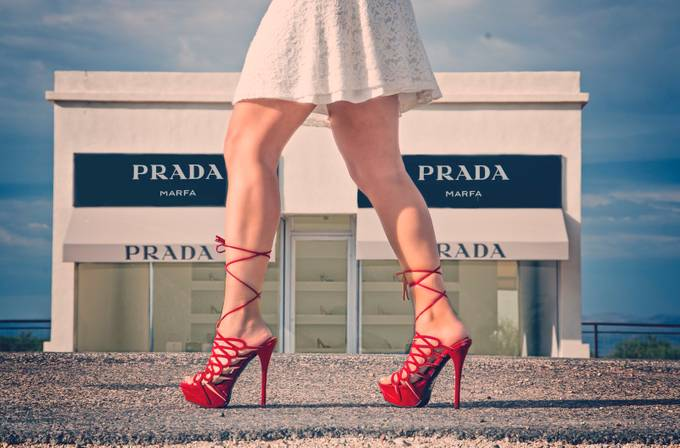 Prada Shoes by kelleyhurwitzahr - Letters And Words Photo Contest