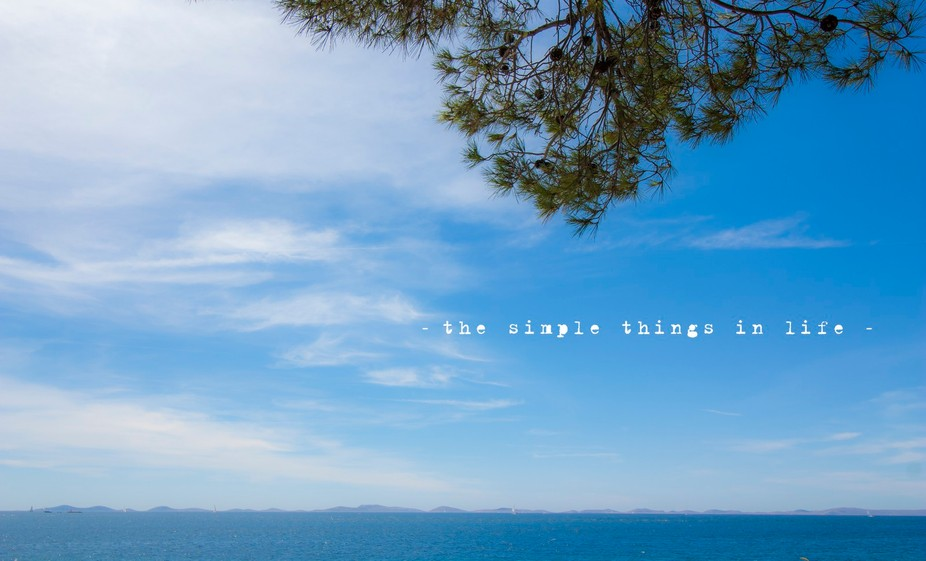 Finding that perfect spot - Croatia's Islands