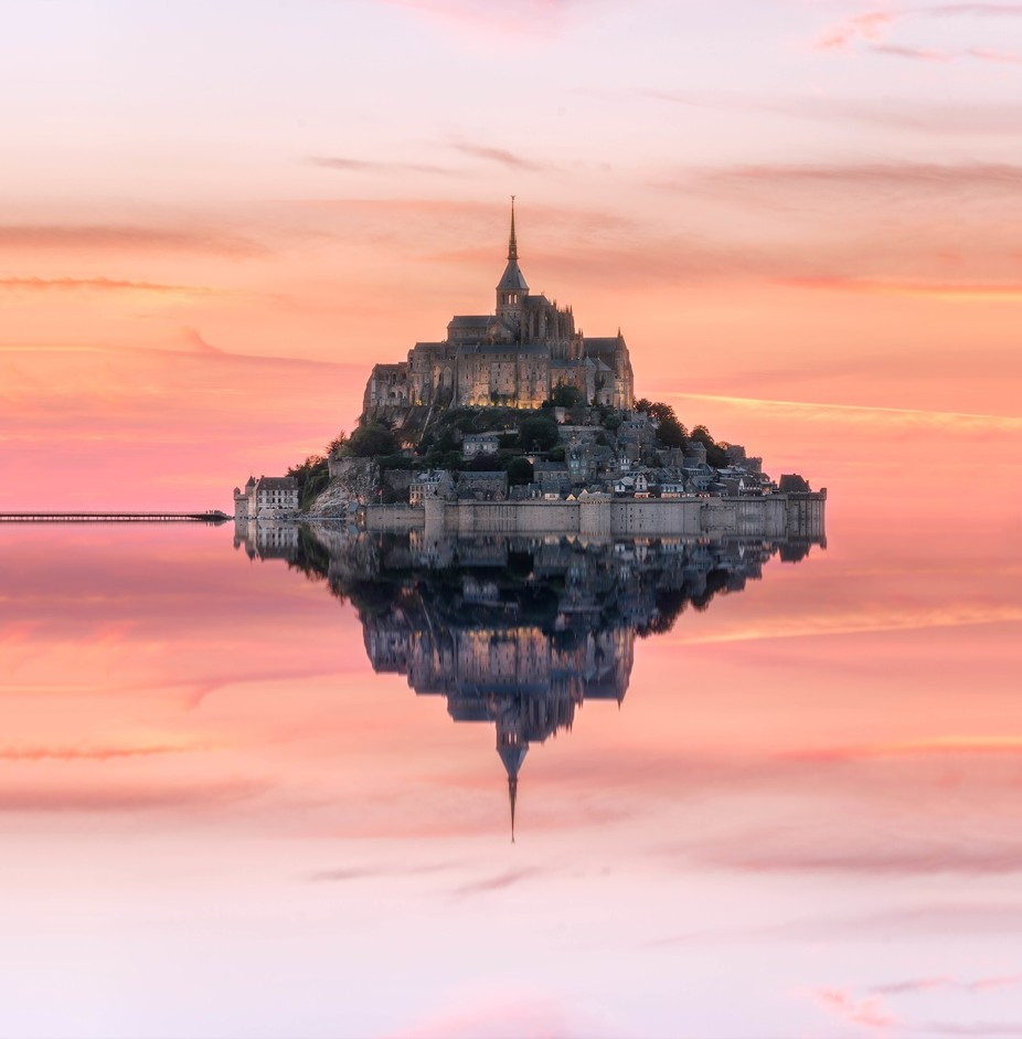 Reflection by oliviersy - Unforgettable Landscapes Photo Contest by Zenfolio