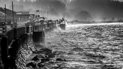 Blue Anchor Storm