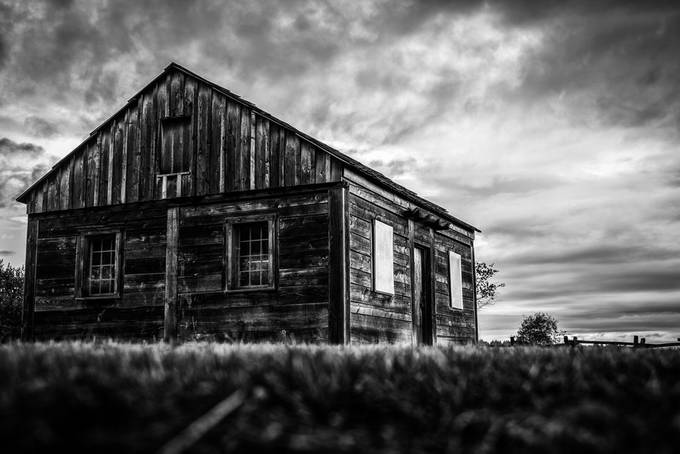 cabin by davelord - Warehouses Photo Contest