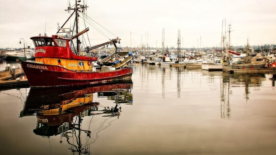 Fisherman's Wharf Boat