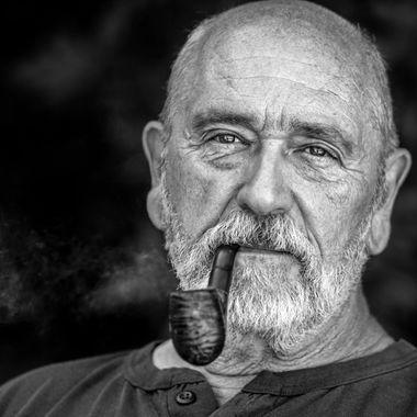 Pipe Smoking Man