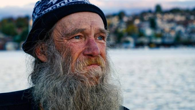 Patrick... Homeless and Human by Beno62 - Portraits With Depth Photo Contest