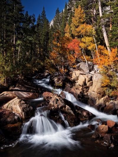 Bishop Creek Color
