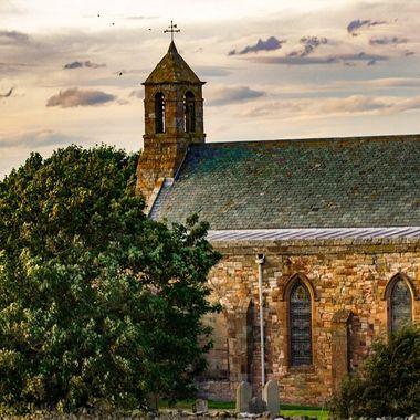 Church at Lindisfarne 2 (1 of 1)