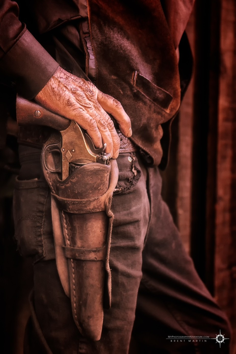 Blacksmith Security by MyPhotoAdventure - Shooting Hands Photo Contest