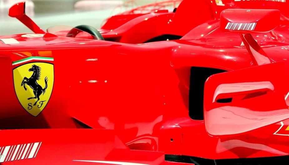 Ferrari Formula One car - Enzo Ferrari Museum, Modena, September 2016
