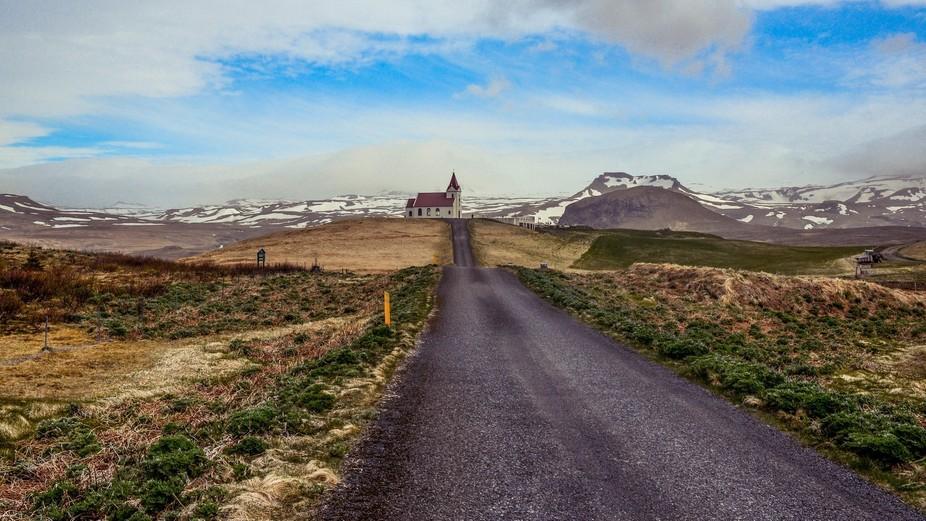 Snaefellsjokull National Park Iceland