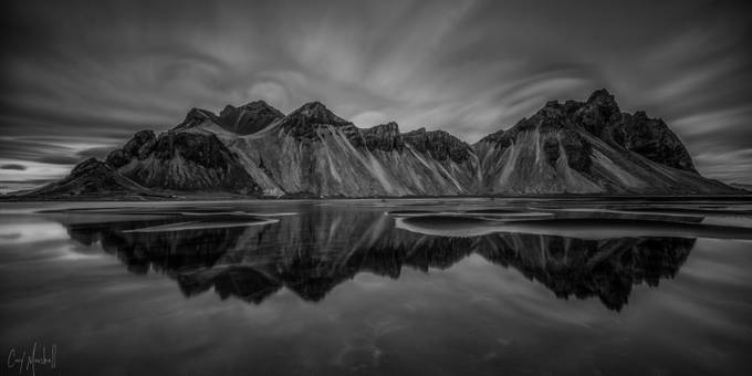 Vestrahorn by corymarshall - Monthly Pro Vol 27 Photo Contest