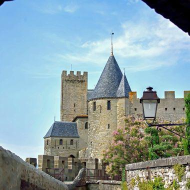 """Chateau Comtal De Carcassonne - The """"France"""" Collection"""