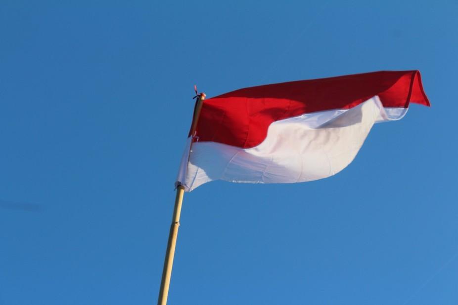 Indonesia's Flag