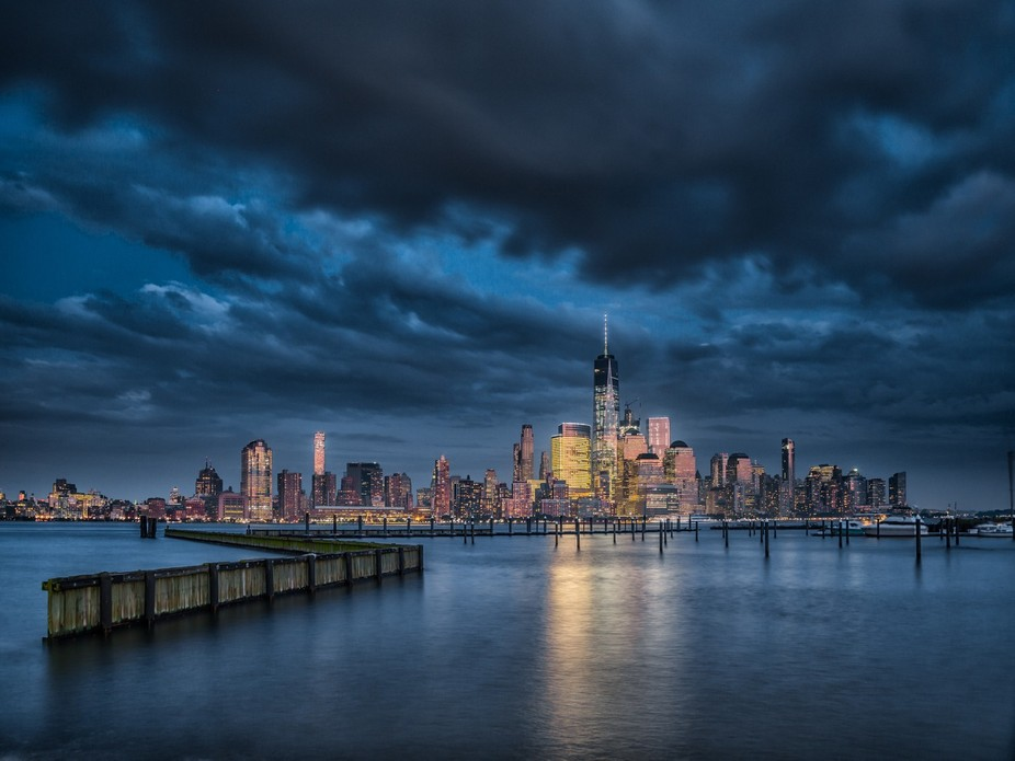 A night with New York