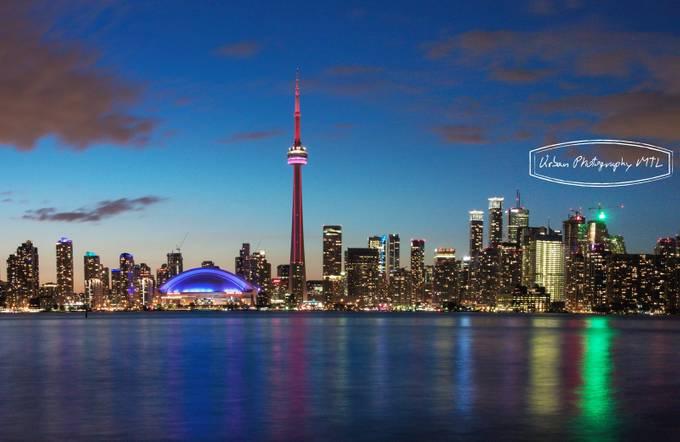 Toronto Skyline by UrbanPhotographyMTL - City Views Photo Contest