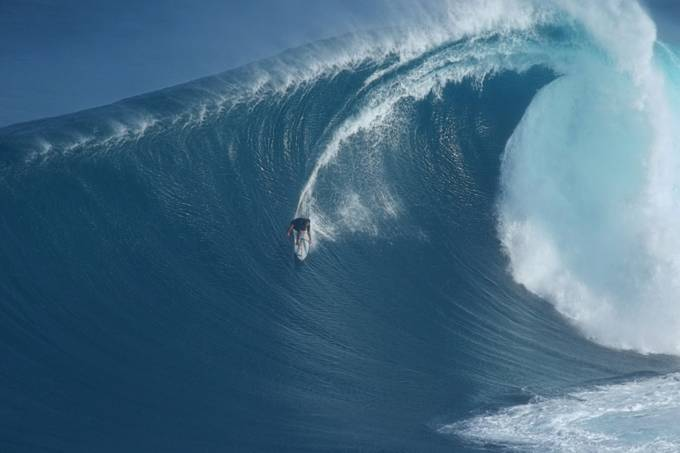 PEAHI ( Jaws) Number three in the series by Byronfairphotography - The Ocean Photo Contest