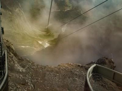 Fog on Dachstein
