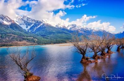 Lake Wakatipu - Glenorchy New Zealand