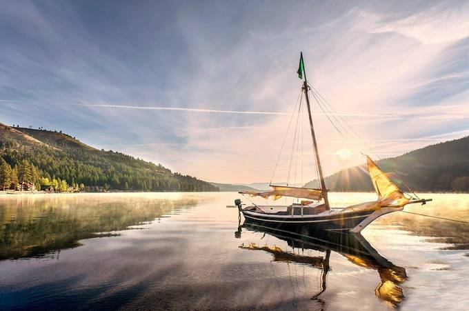 Donner Lake by TimSmith67 - Ships And Boats Photo Contest
