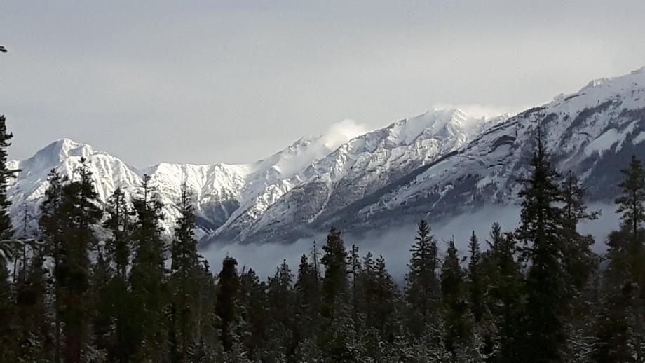 Jasper Park,Aberta Canada