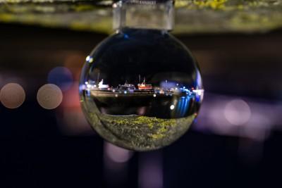Ramsgate Crystal ball